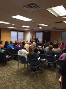 Premier Caregiver Services Hosted event with 50 guests