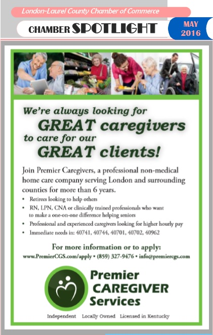 Premier Caregiver Services London